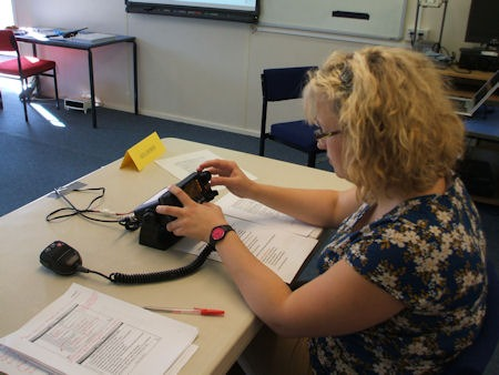 VHF Course
