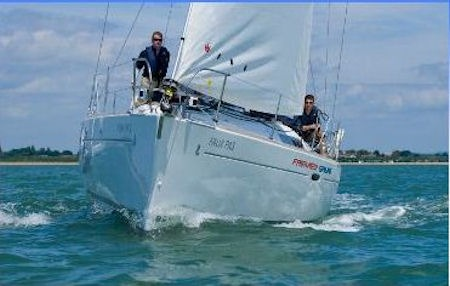 RYA sail and train event