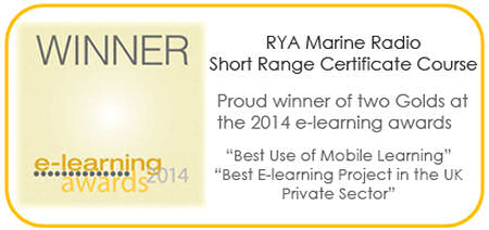 E-learning-gold-award