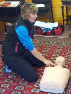 RYA First Aid Training