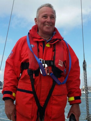 Mark Davis Principal RYA Yachtmaster Instructor