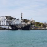 Spanish Barque in Cowes